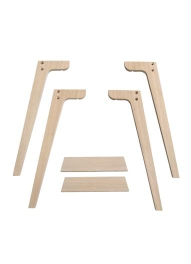 Wood Oliver Furniture desktop conversion kit