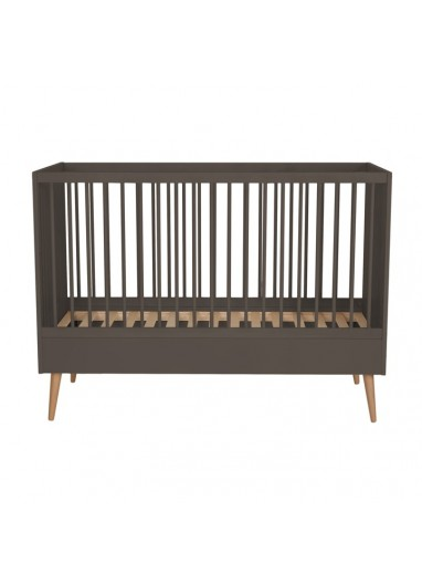 Moss Cocoon Convertible Cot by Quax