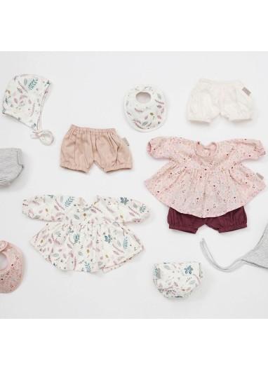 Conjunto ropa muñeca Fleur Cam Cam Copenhagen