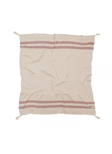 Stripes Nude Blanket Lorena Canals