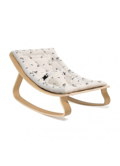 LEVO Baby Rocker April Fawn Charlie Crane