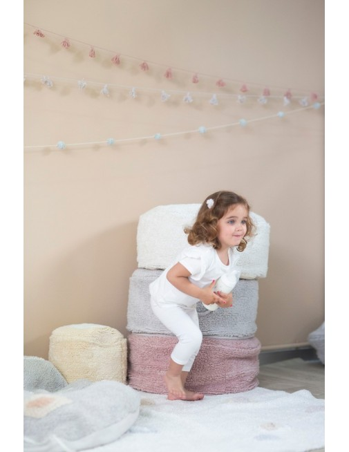 Puff Chill Ivory Lorena Canals