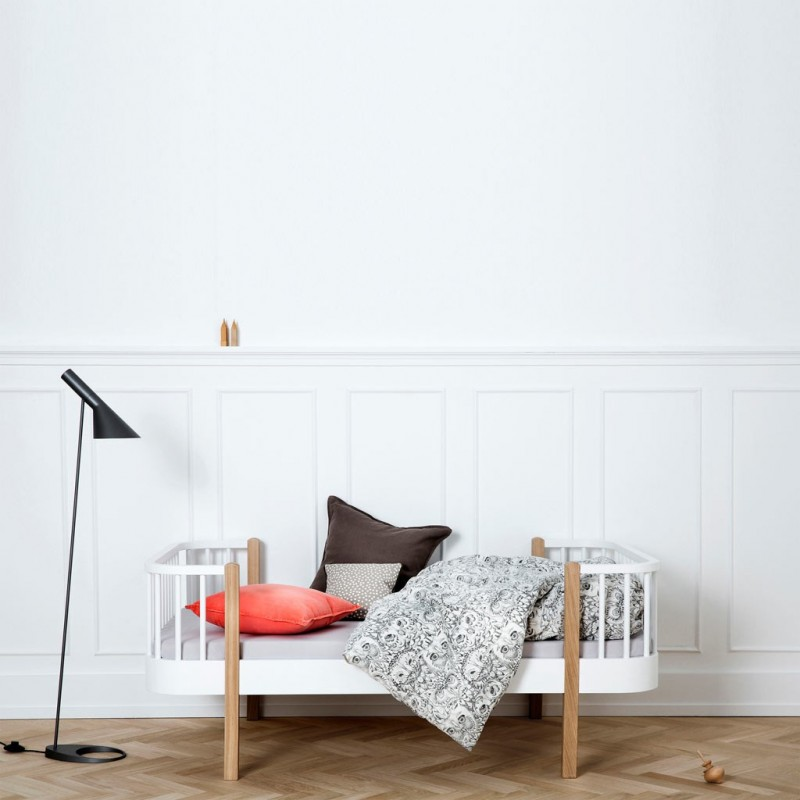 Cama junior Wood OLIVER FURNITURE