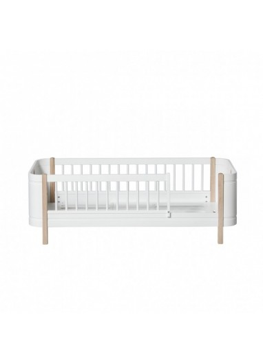 Wood Mini+ Junior Bed Oliver FURNITURE