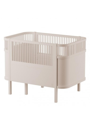 The Sebra bed Baby & jr Sebra Beige