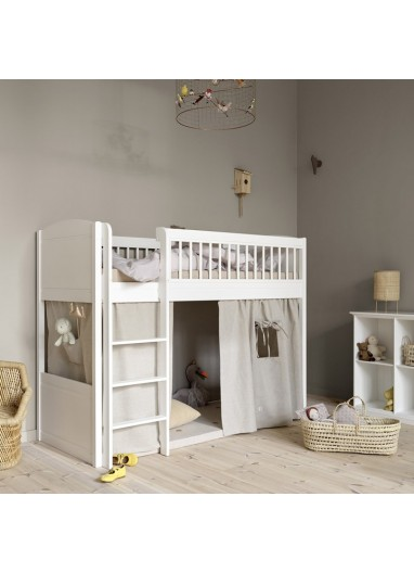 Cortina para Low Loft Bed Seaside Lille+ OLIVER FURNITURE