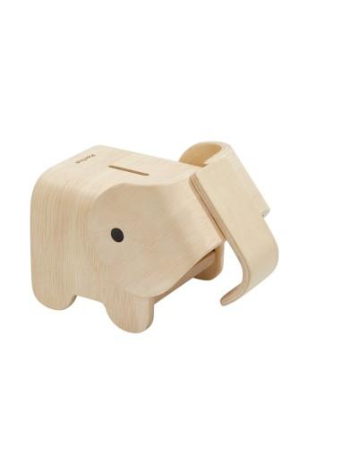 Elephant moneybank Plantoys