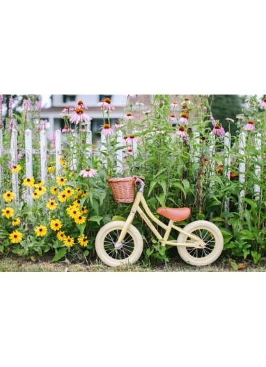 Bicicleta sin pedales First Go Cream Banwood