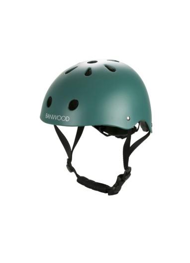 Helmet Dark Green Banwood