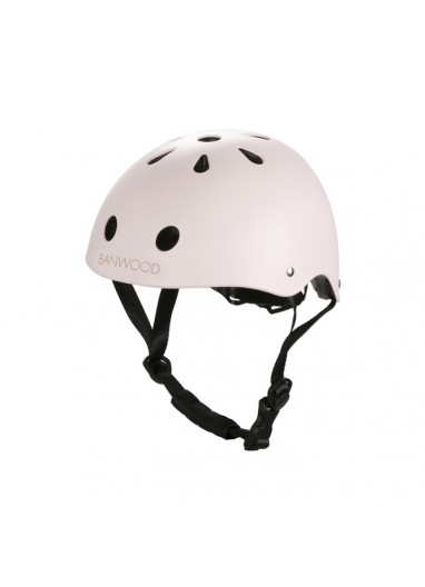 Casco Rosa Banwood