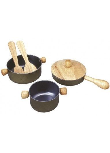 Cookware toy Plantoys
