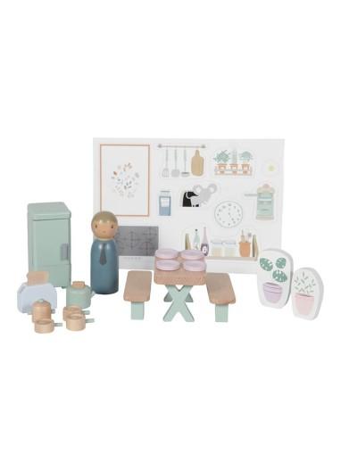 Cocina para casita de muñecas  de Little Dutch.