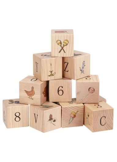 Wooden Blocks Konges Slojd