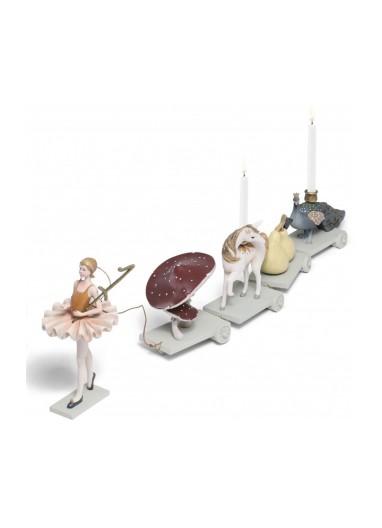 Birthday Train Ballerina Konges Slojd