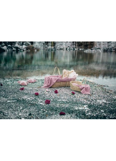Vestidura para Cesta Muñeca Dusty Pink Numero 74