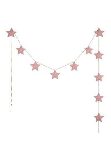 Mini Star Garland Dusty Numero 74