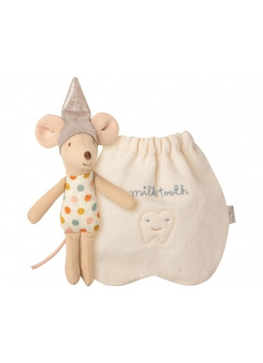 Tooth Fairy Mouse Little Maileg