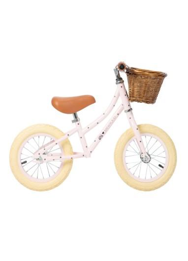 Bicicleta sin pedales First Go Bonton Pink Banwood