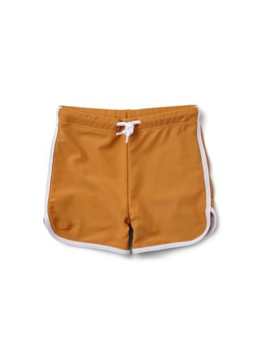 Dagger Swim pants mustard Liewood