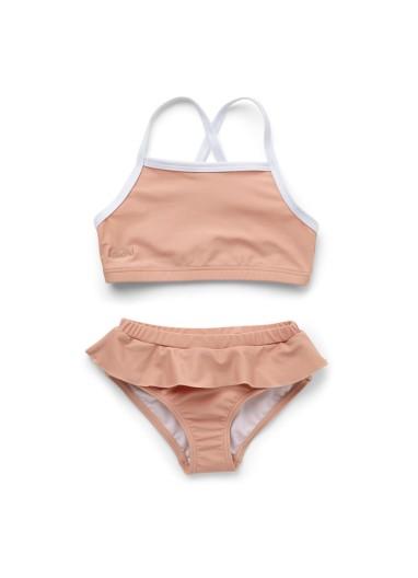 Marilyn Bikini Coral Blush Liewood
