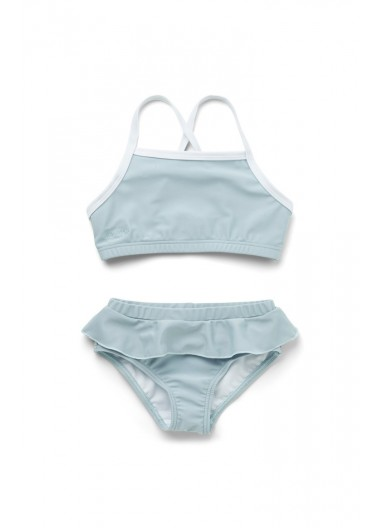 Marilyn Bikini Sea Blue Liewood