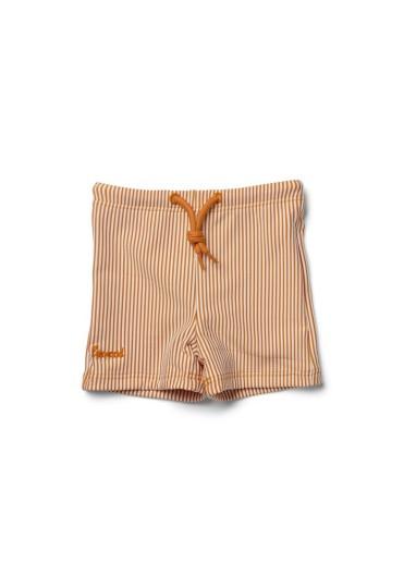 Otto Swim pants mustard stripes Liewood