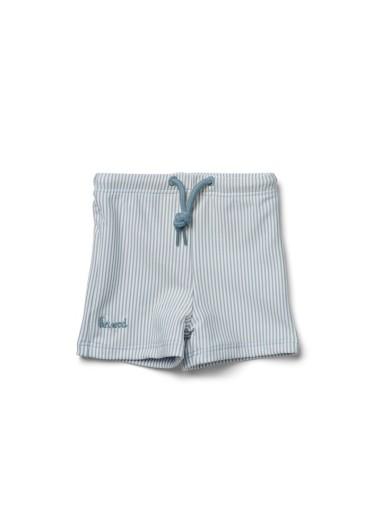Otto Swim pants Sea Blue stripes Liewood