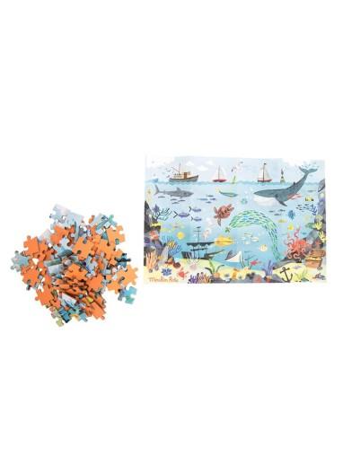 Ocean Explorer Puzzle 96p. Moulin roty