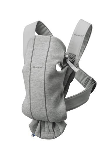 Baby Carrier Mini Light Grey BabyBjorn