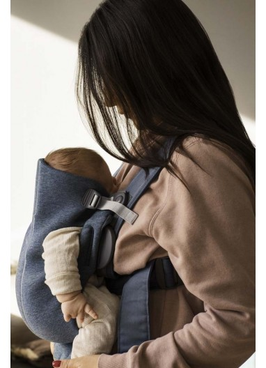 Baby Carrier Mini Dove blue BabyBjorn