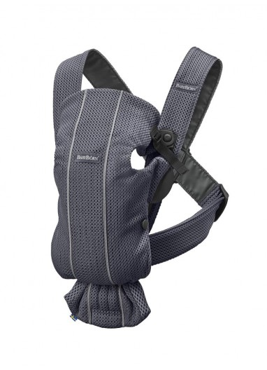 Baby Carrier Mini Anthracite BabyBjorn