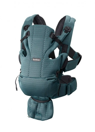 Baby Carrier Move Sage green BabyBjorn