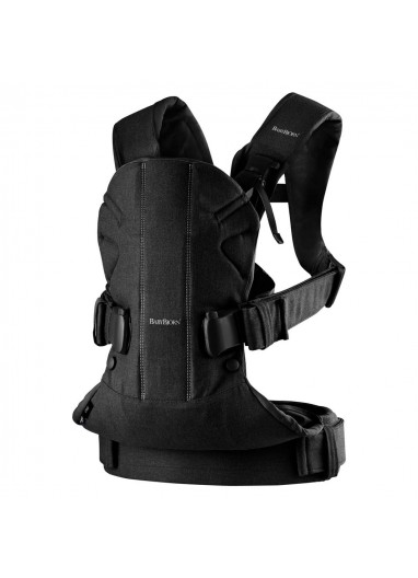 Baby Carrier One Black BabyBjorn