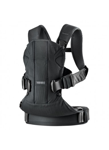 Baby Carrier One Air Black BabyBjorn