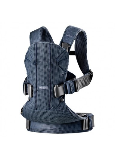 Baby Carrier One Air Navy Blue BabyBjorn
