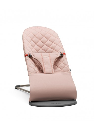 Bouncer Bliss Cotton Old Rose BabyBjorn