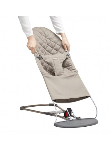 Extra Fabric Seat for Bouncer Bliss Sand BabyBjorn