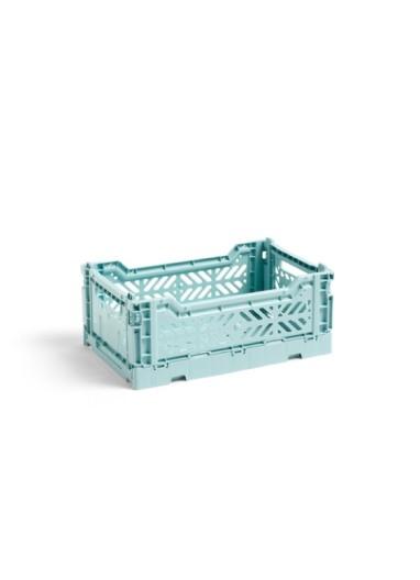 Caja plegable Mini Artic blue