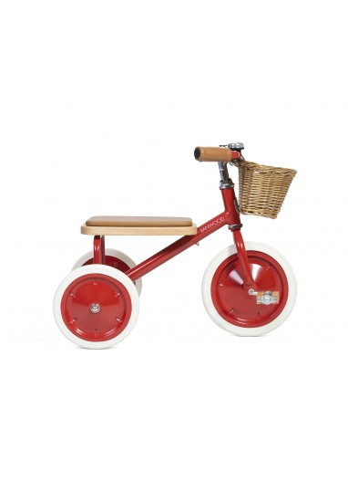 First Go Bonton Pink bike Banwood