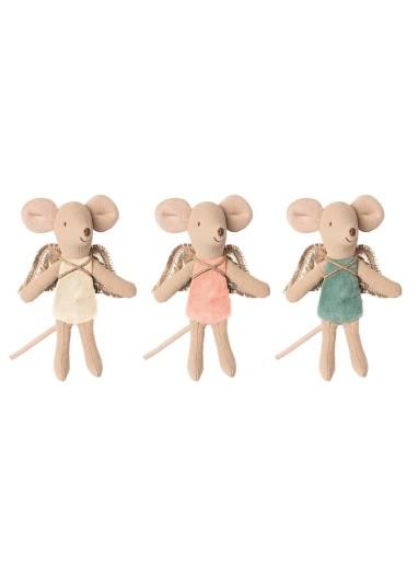 Fairy mouse, little 3 ass. Maileg
