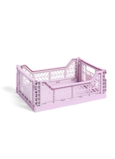 Caja plegable M Lavender HAY