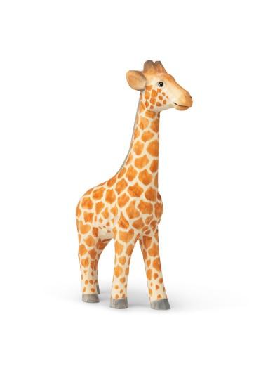 Hand-carved Giraffe Ferm Living