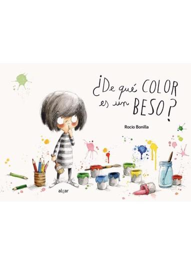 """Story """"De Que Color Es Un Beso"""" Algar"""
