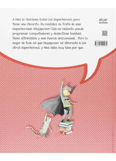 """Story """"Max Y Los Superheroes"""" Algar"""