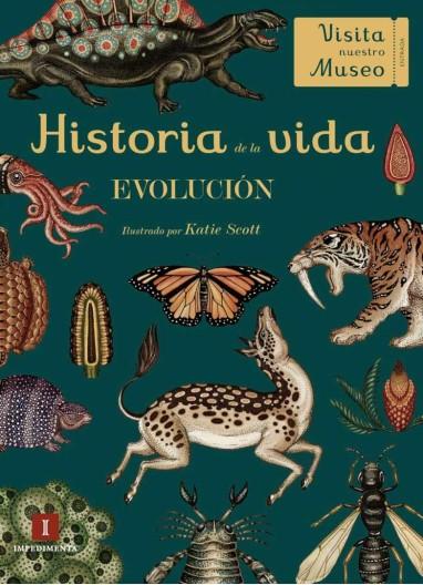 """Book """"Historia de la Vida"""" Impedimenta"""
