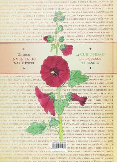 """Book """"Inventario Ilustrado de Flores"""" Faktoria K Libros"""