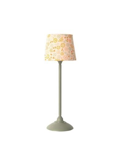 MINIATURE FLOOR LAMP - MINT- Maileg