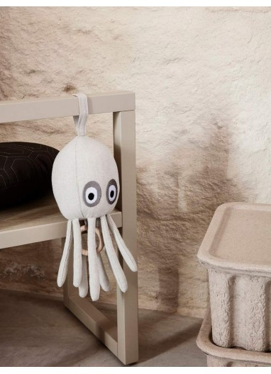 Octopus Music Mobile - Sand Ferm Living