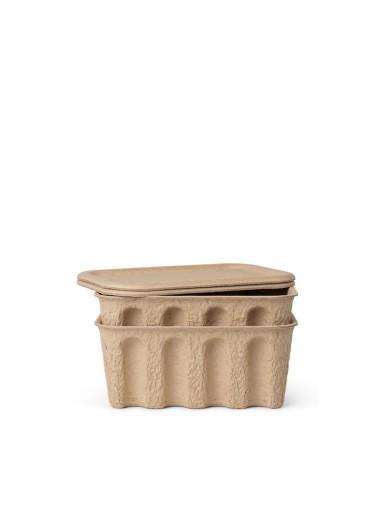 2 Paper Pulp Box - Small Ferm Living2