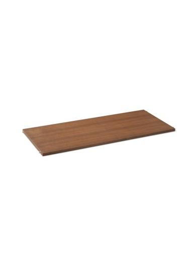 Puntual - estante madera Smoked Oak / Cashmere Ferm Living